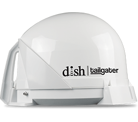 The Tailgater - Outdoor TV - ONEONTA, AL - Direct Vision - DISH Authorized Retailer