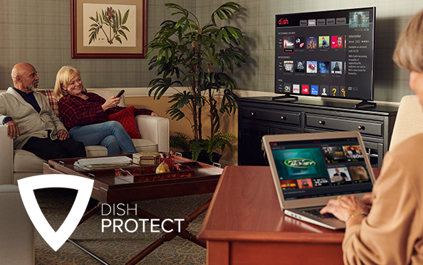 Get DISH Protect from Direct Vision in ONEONTA, AL
